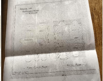 Harold Road Plans